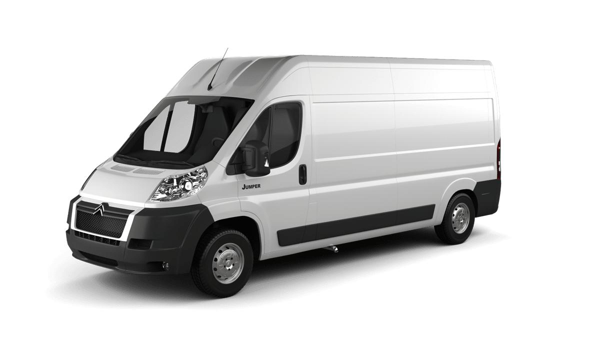 Citroen Jumper rent-truck