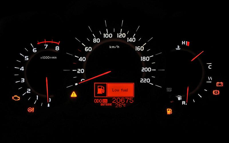 Арендуй авто с полным баком бензина