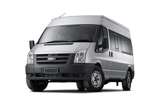 Прайс лист на аренду микроавтобусов и минивэнов
